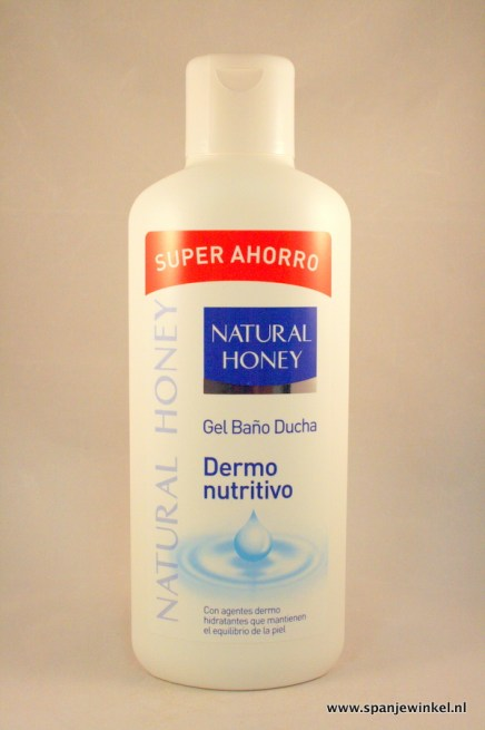 Natural Honey gel dermo nutritivo-001